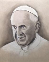 Pope Francis Patrick #2