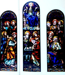 Chapel Assumption Glass
