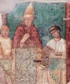 Giotto_-_Bonifatius_VIII