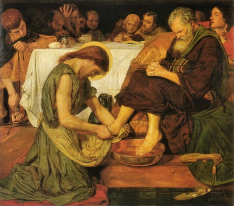 Mandatum Ford Maddox Brown