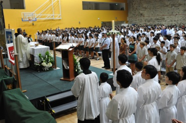 Founders Day Mass 2015