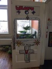 San Miguel Front Door