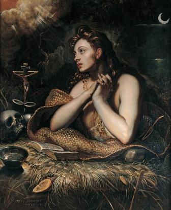 Magdalena Tintoretto Roma