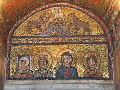 Theodora Mosaic