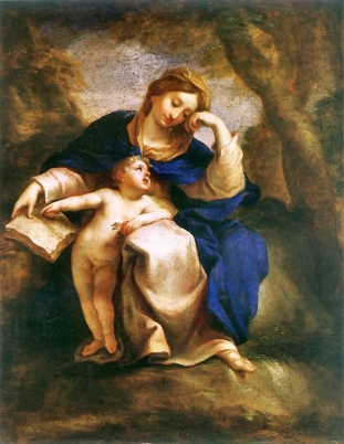 Siemiginowski_Madonna_and_Child