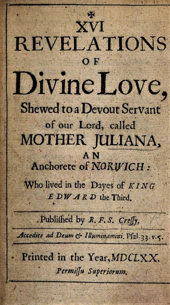 Julian Revelations